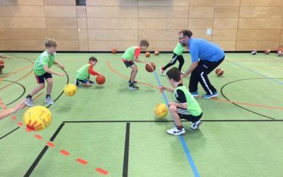 Basketballaktionstag in der Oberpfalzhalle