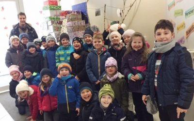 Weihnachtsfreude für Kinder in Not