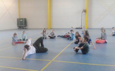 Nachmittagsangebote fanden im Sportpark Schwandorf statt