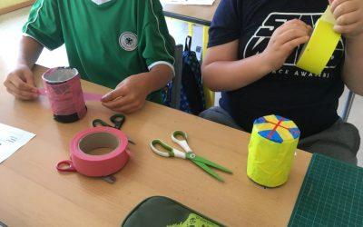 Tape – Art in der Grundschule