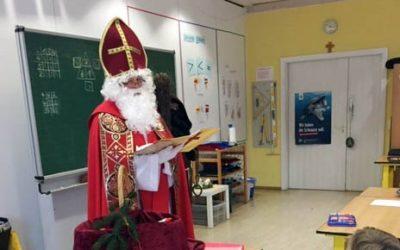 Der Nikolaus im Unterricht