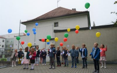 Balon Hanny dolecial do Polski – Hannahs Luftballon fliegt bis nach Polen