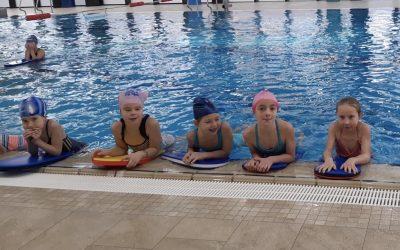 Projektwoche Schwimmen – 3. Klasse