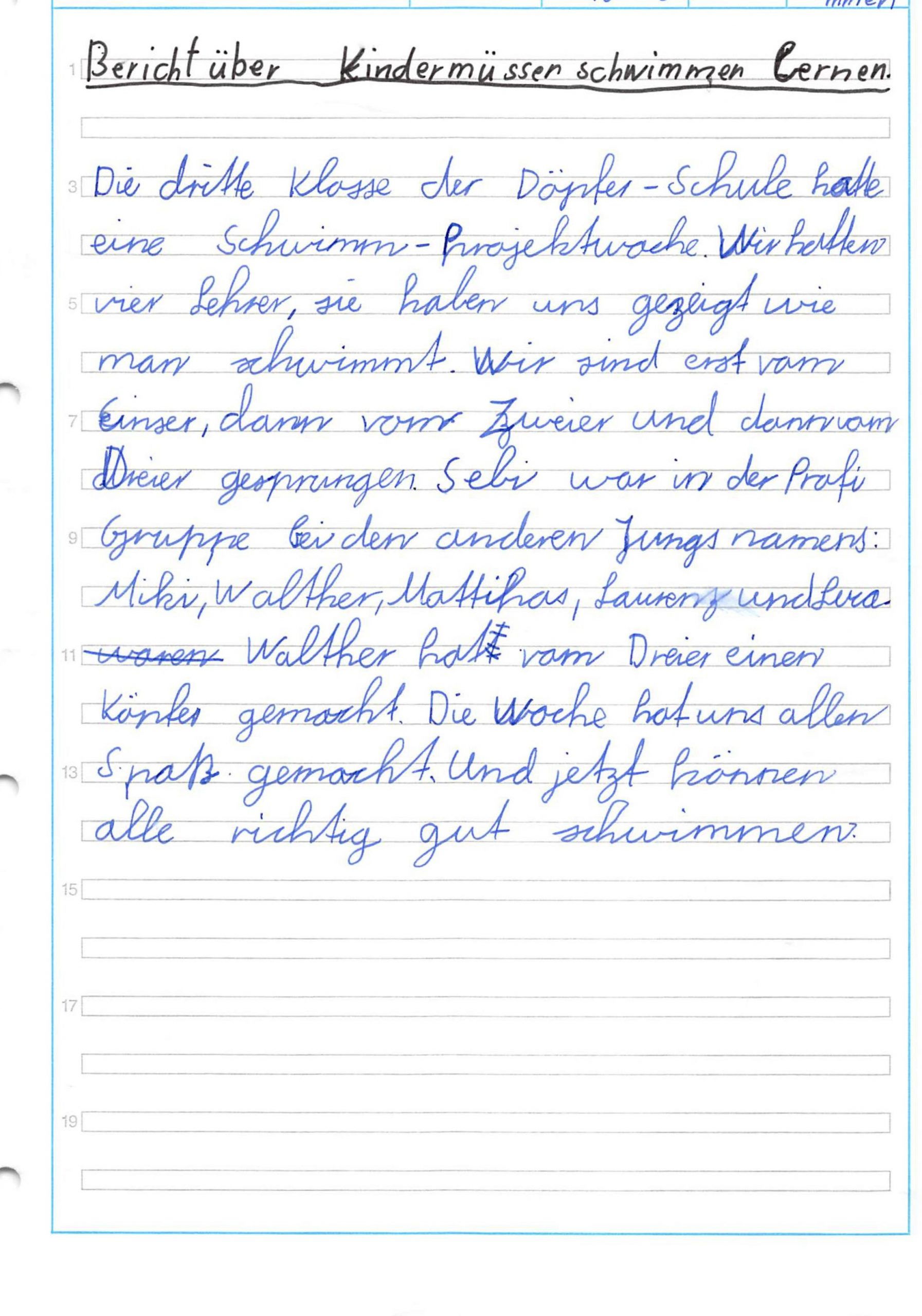 2020-01_GS-SAD_Schülerbericht-Projektwoche-Schwimmen