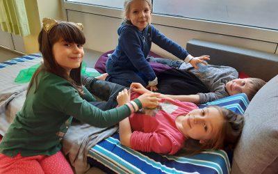 Sturmfreie Bude an der Privaten Grundschule