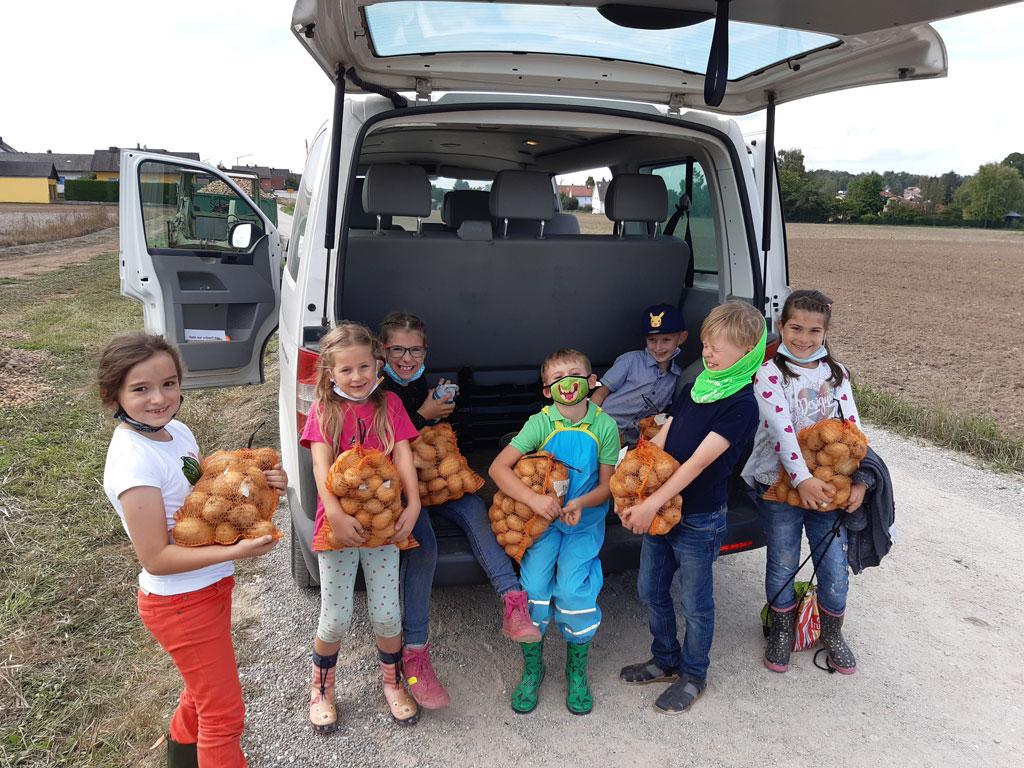 Kartoffelbauern