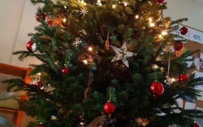 Weihnachtsbotschaften der Klassen 1 -4