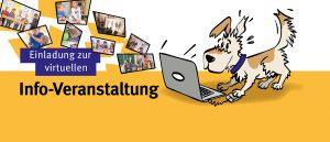 Virtuelle Infoveranstaltung
